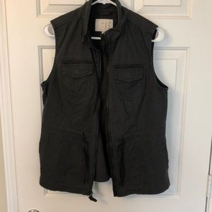 A New Day Grey Vest